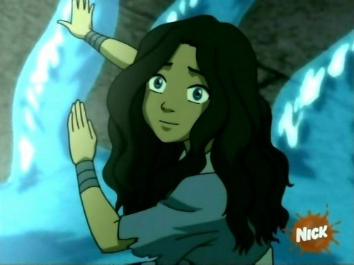你 have to 爱情 it i mean its katara