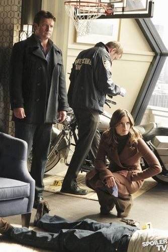 Castle - Episode 3.14 - Lucky Stiff - Promotional Photos