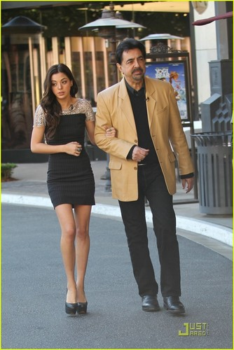Gia and her dad