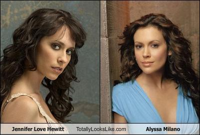 JLove and Alyssa-look alike twins