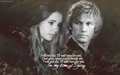 Jace and Clary, 3 days Grace