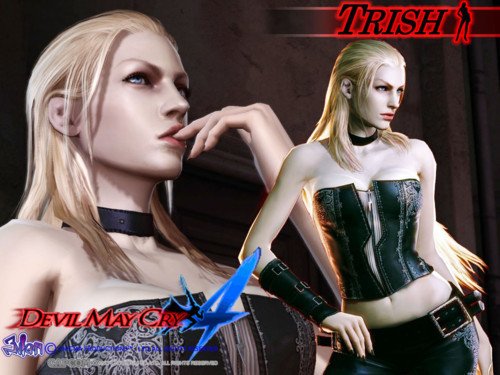 Trish - Devil May Cry