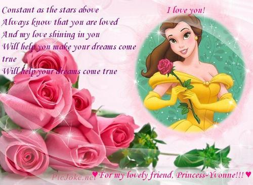 ♥For a lovely Princess♥