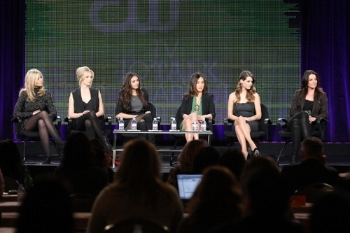 2011 CW Winter TCA Panel - 14.01.2011