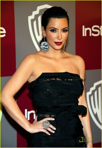 2011 InStyle/Warner Bros. Golden Globe Awards Party