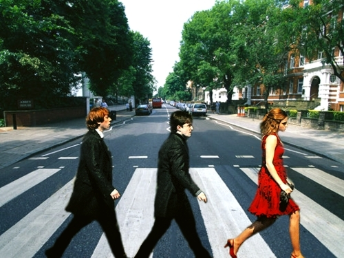 Abbey Road: HP style