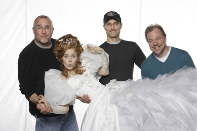 Amy AdamsPhotoshoot(Enchanted promo)