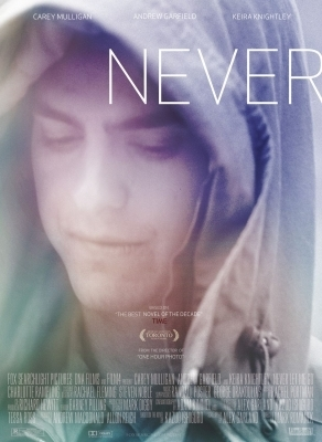 Andrew - 'Never Let Me Go' Poster