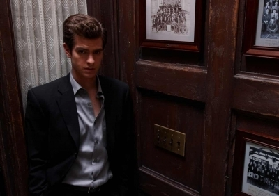 Andrew - 'The Social Network' Promo Photoshoot