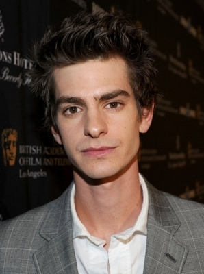 Andrew at BAFTA Awards Tea Party - Arrivals (1/15/11)