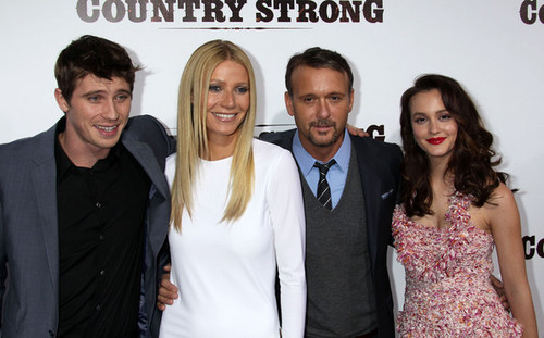 Country Strong cast @ Los Angeles Screening - 2010