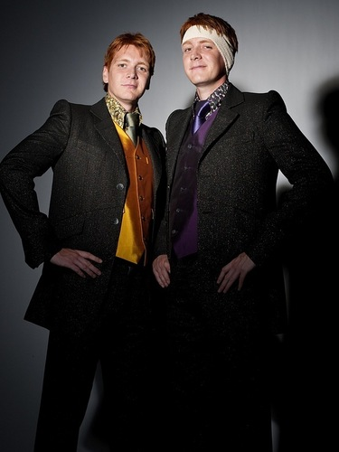 Fred and George DH