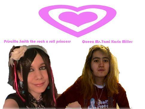 Rock n roll princess and me