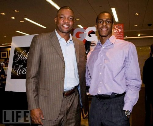 Rondo and Doc Rivers