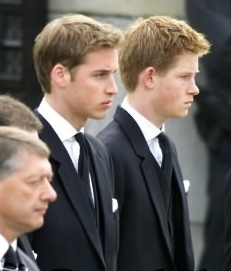 queen mother funeral