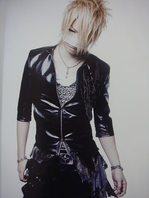 the GazettE new look (Reita)