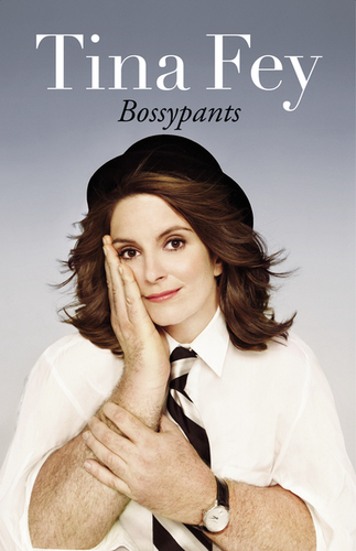 """Bossypants"" Cover"