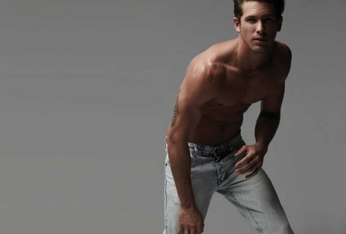 Adam Senn for Industrie Winter 2010