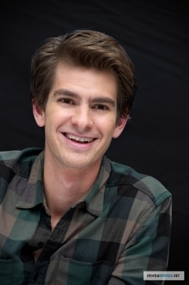 Andrew at The Social Network Press Conference - September 25th 2010