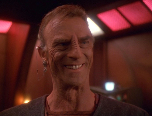 Gul Dukat as Bajoran