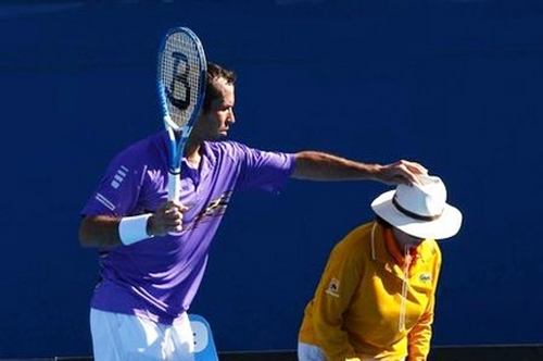Radek Stepanek conflict with the arbitration