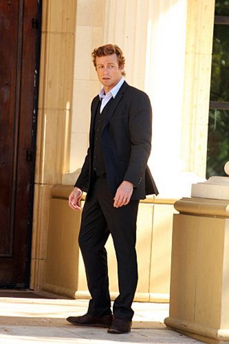The Mentalist - Episode 3.13 - Red Alert - Promotional mga litrato