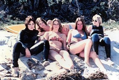 The Runaways in 1977