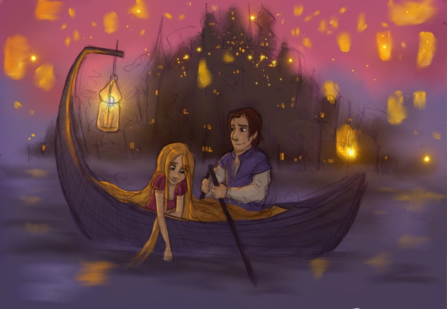 Vita Gallery Rapunzel And Flynn