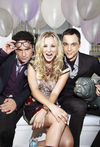 tbbt the big bang theory cast