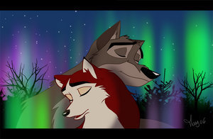 Balto and Jenna