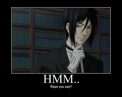 This is why I amor Black Butler.