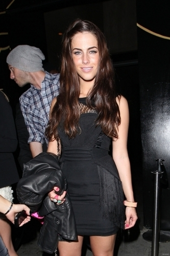2011-01-29 Jessica Lowndes at Eden Nightclub