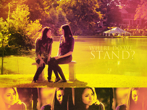 Bonnie and elena