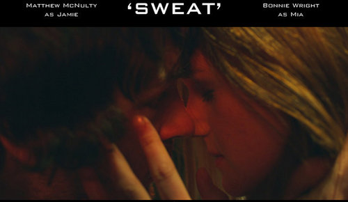 Bonnie as Mia in Sweat-2011