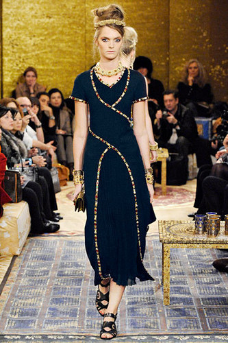 Chanel Pre-Fall 2011 Womensware & Mensware