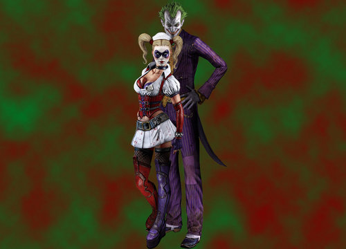 HarleyQuinn and The Joker
