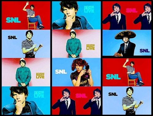 Jesse Eisenberg on SNL