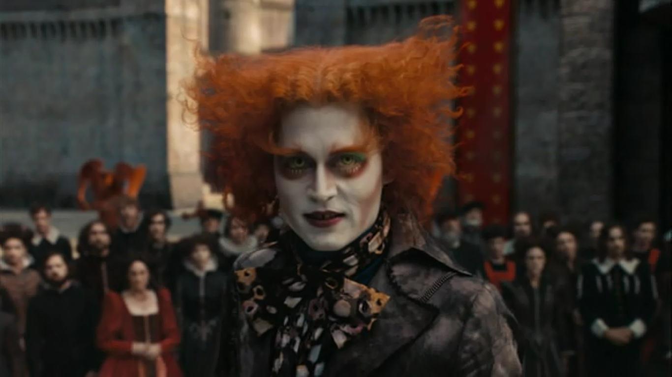 Johnny Depp as the Mad Hatter - Johnny Depp Photo (18803952) - Fanpop