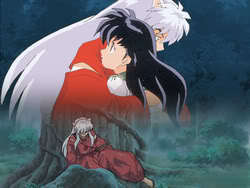 Kagome and Inuyasha