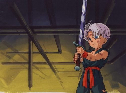Kid Trunks with Sword
