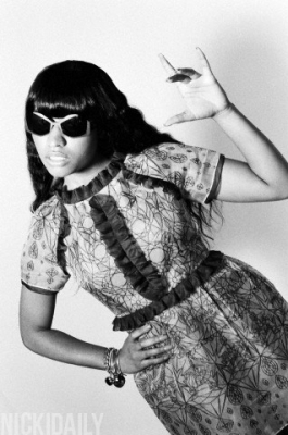 Nicki - Ruvan Wijesooriya (2009 Photoshoot)