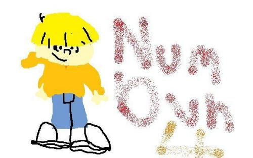 Numbuh 4 on Paint