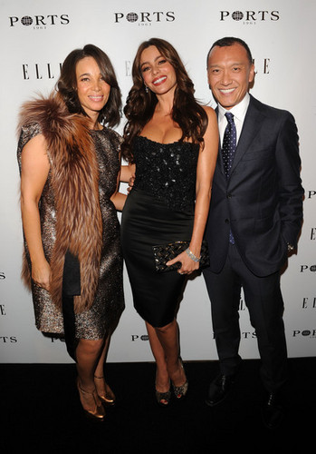 Sofia Vergara - ELLE Women In Televisyen Event - Red Carpet