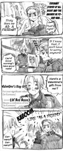 The Best Buon San Valentino Comic in the Series of Buon San Valentino Comics