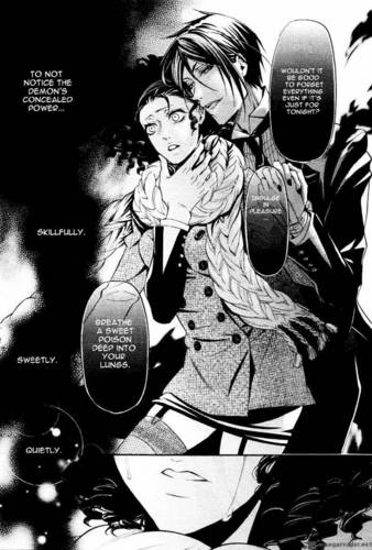 Black Butler (Тёмный дворецкий) [Black Butler] Chapter 28-29 Манга Scans