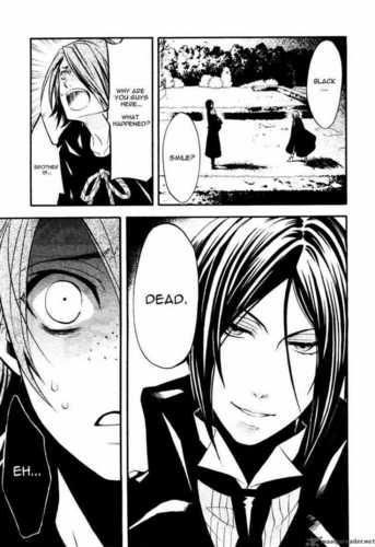 Hoắc quản gia [Black Butler] Chapter 35-38 manga Scans
