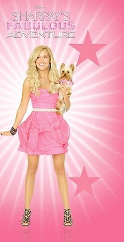 Promotional photos for Sharpay's Fabulous Adventure