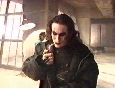 behind the scenes of the crow 11