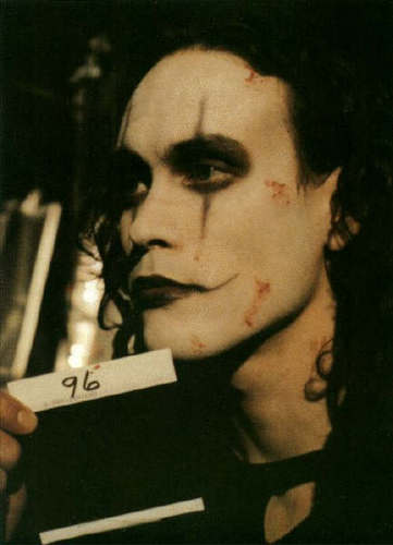 behind the scenes of the crow 22