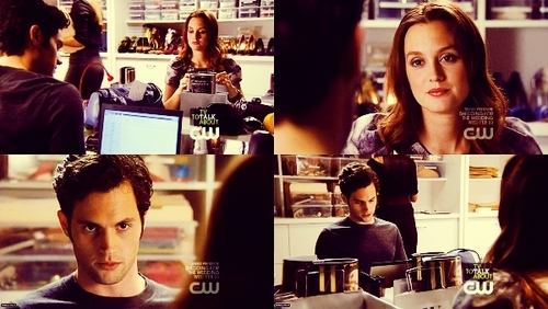 Dan and Blair